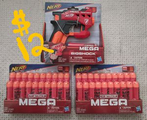 Hasbro Nerf Bigshock Set for Sale in Mesa, AZ