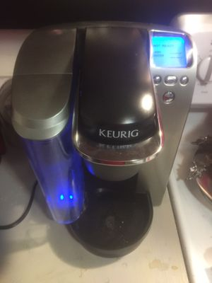Keurig coffee maker - uses coffee pods - missing tray otherwise fully functional for Sale in Alexandria, VA