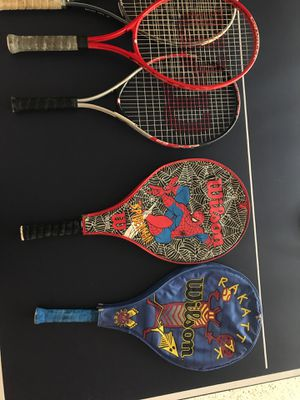 5 Tennis rackets for Sale in St. Petersburg, FL
