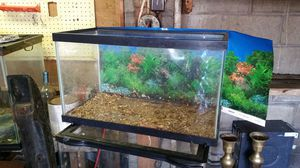 4 tanks from small to huge. I used them for rats but one could be used for fish. for Sale in Pittsburgh, PA