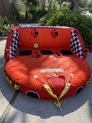 Super Mabel Boat Towable Tube for Sale in Palm Harbor, FL