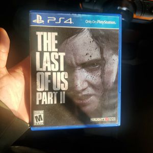 Ps4 THE LAST OF US 2 for Sale in Los Angeles, CA