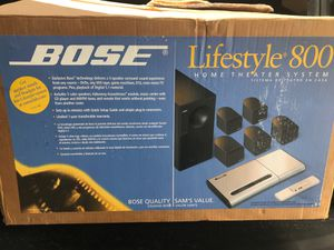 Bose surround system for Sale in Columbus, OH