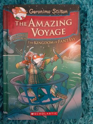 Geronimo Stilton The Amazing Voyage for Sale in Lawrenceville, GA