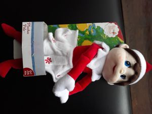Elf on the Shelf plushie pal girl for Sale in Chicago, IL
