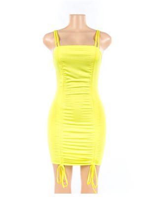 Yellow mini dress for Sale in Philadelphia, PA