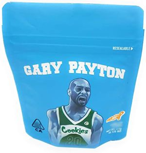 3.5 Mylar bag Gary Payton,cheetah piss and new 2020 bag 25 pcs each for Sale in Orlando, FL