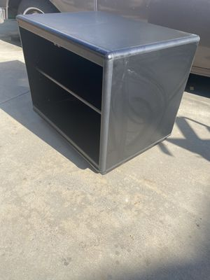 Cabinet on wheels $10 for Sale in Santa Ana, CA