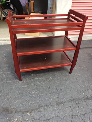 Changing table. for Sale in CANAL WNCHSTR, OH
