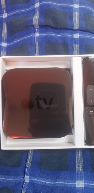 Apple TV 4th generation for Sale in Richmond, CA