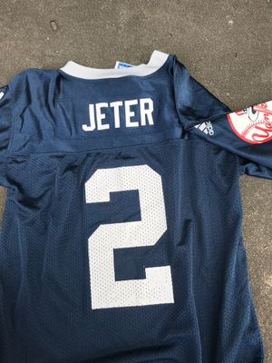 Youth 14 Jeter Jersey for Sale in Houston, TX