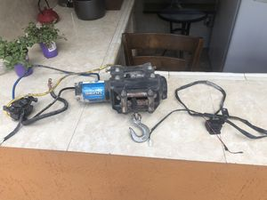 Polaris winch 3500 for Sale in Miami Lakes, FL