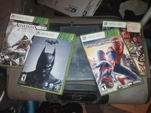 5 best selling xbox 360 games for Sale in Apple Valley, CA