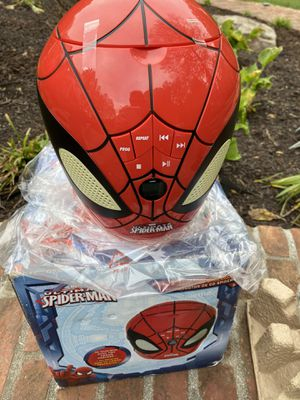 New Spiderman cd player for Sale in Crownsville, MD