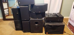 7:2 home theater Sony, Infinity, JBL, Klipsch for Sale in Imperial Beach, CA