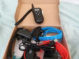 Dog training collar whit remote control for 3 dog's!!brand new for Sale in Chino, CA