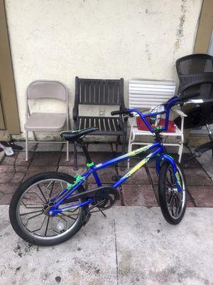 Mongoose BMX Bike 20INCH for Sale in Lauderhill, FL