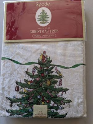 Spode Christmas table cloth, new. Never opened. for Sale in Redmond, WA
