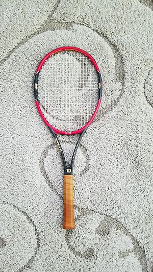 Wilson ProStaff 97S tennis racket (needs strings and grip) for Sale in Los Angeles, CA