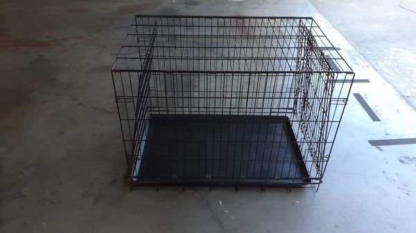 Animal carrier/Dog or Cat~ 3-Ft-Long/1~Foot-2-in Wide/3~Ft-3-in ~Tall
