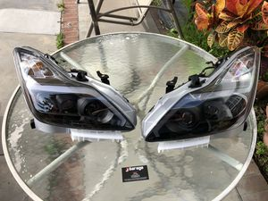 SPYDER XTUNE 08-15 INFINITI G37 COUPE (NON-AFS) PROJECTOR HEADLIGHTS - BLACK for Sale in Garden Grove, CA