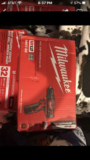 Milwaukee m12 for Sale in Norwalk, CA