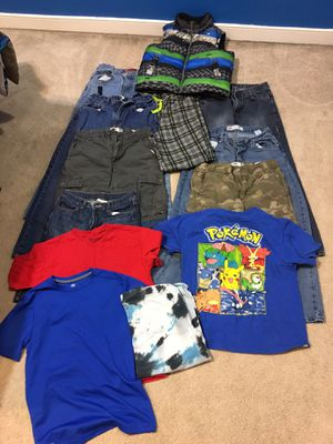 Boys size 12-14 Clothes for Sale in Shipman, VA