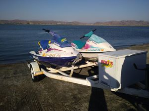 Seadoos with trailer gsx SP models water ready for Sale in Lake Elsinore, CA