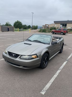 2002 Ford Mustang for Sale in Colorado Springs, CO
