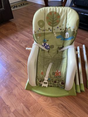 Kids high chair , convertible . for Sale in Saratoga, CA