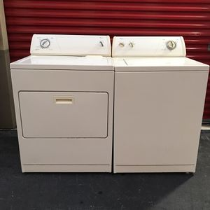 Whirlpool Whasher&dryer Good Condition Everything Whorks Fine for Sale in Lantana, FL