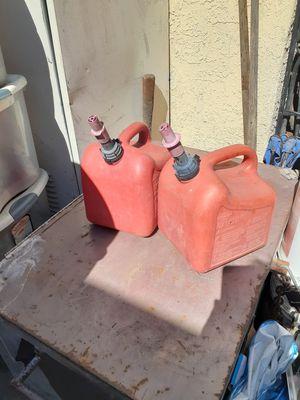 Dos tabos para gasolinas for Sale in Los Angeles, CA