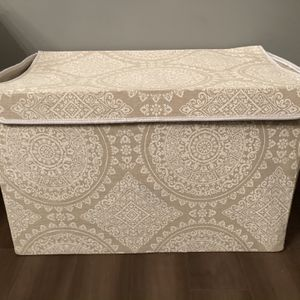 Storage Box With Lid for Sale in Columbus, OH