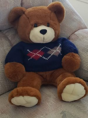 """NEW - Super Soft Teddy Bear - 17"""" x 15"""" for Sale in Rancho Cucamonga, CA"""