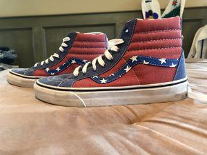 Vans Sk8-Hi Canvas Skate Shoes for Sale in Richfield, OH