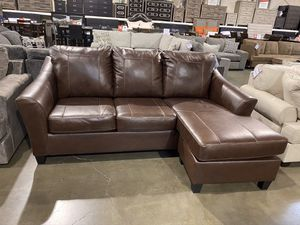 Leather Sofa for Sale in Portland, OR