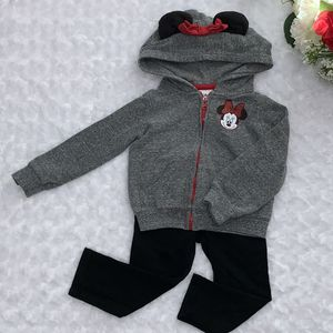 Minnie Mouse Hoodie Sweatshirt & Leggings Outfit for Sale in West Palm Beach, FL