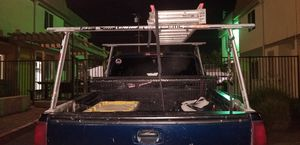 Aluminum ladder rack for Sale in San Diego, CA
