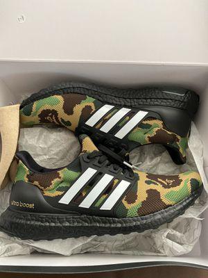 Bape/Adidas Ultraboosts for Sale in Seattle, WA