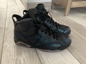 10.5 Retro VI 6 Jordans Chameleon for Sale in Phoenix, AZ