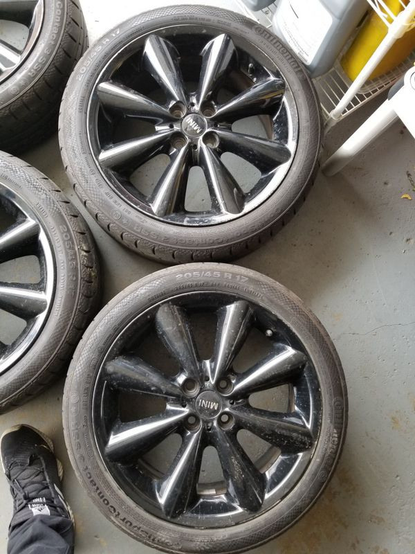 4x100 Mini Cooper Wheels