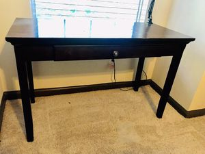 Desk and side table for Sale in Decatur, GA