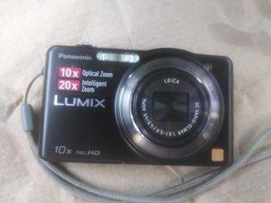 Panasonic Lumix DMC-SZ7 14.1 MP High Sensitivity CMOS Digital Camera with Leica Lens for Sale in Escondido, CA