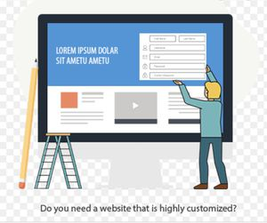 Custom your own Website for Sale in Marysville, OH