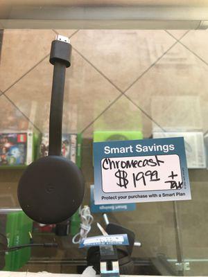 CHROMECAST $19.99 for Sale in Phoenix, AZ