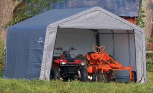 NEW!! Shelter Logic Grey Shed in a Box 12'x12'x8', shed, portable garage, grey shed, shelter logic for Sale in Phoenix, AZ