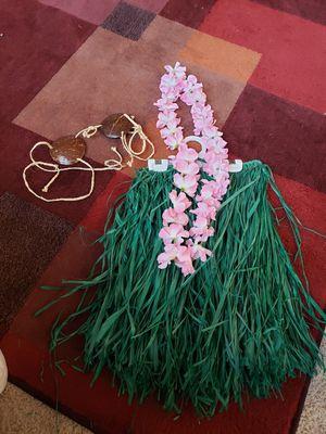 Hawaiian costume kids for Sale in Dublin, OH
