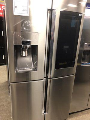 New Samsung Family Hub Bottom Freezer Refrigerator 1yr Manufacturers Warranty for Sale in Gilbert, AZ