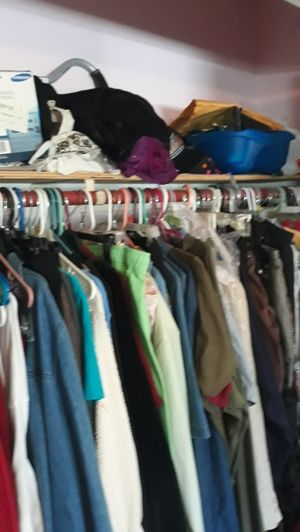 WOMENS CLOTHING AND MEN for Sale in Miami, FL