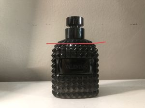 Valentino Uomo Intense (used about 7mls of 100ml bottle) fragrance cologne for Sale in Chicago, IL